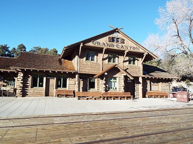 그랜드캐년 명소: 그랜드캐년 빌리지 (Grand Canyon Village)