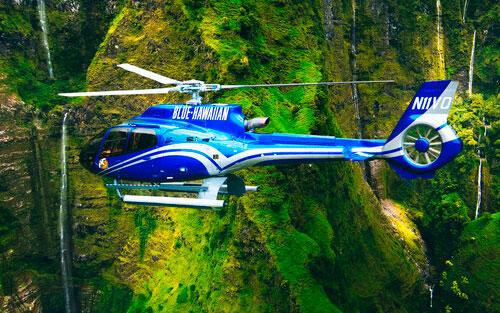 마우이에서의 헬리콥터 투어 (Helicopter Tours)