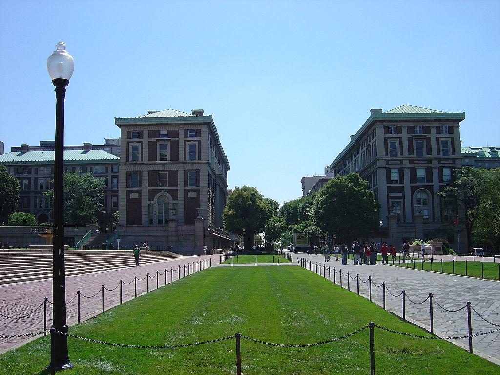 컬럼비아 대학교 (Columbia University)