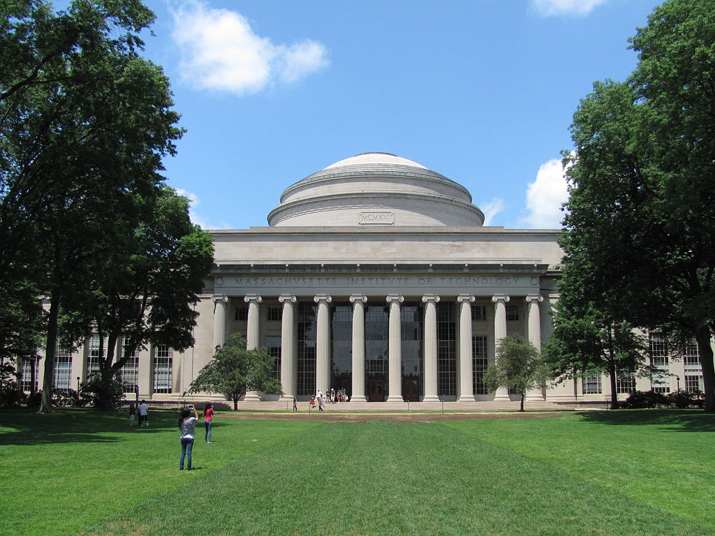 매사추세츠 공과 대학 (Massachusetts Institute of Technology)
