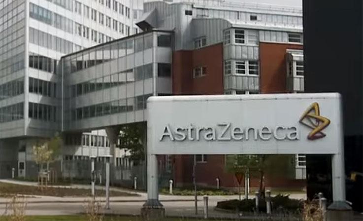 아스라 제네카(AstraZeneca)제약회사, 바이러스 백신 수주 확보