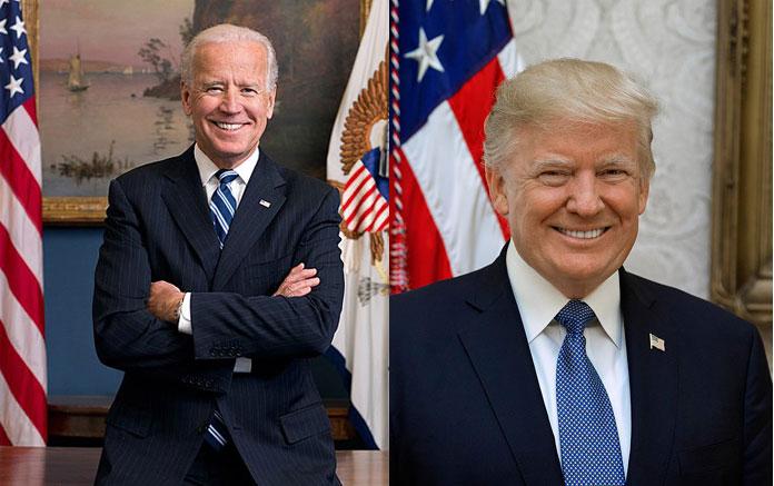 2020년 미국 대선 지지도 여론조사