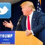SNS기업들을 겨냥한 트럼프 대통령의 행정명령 서명