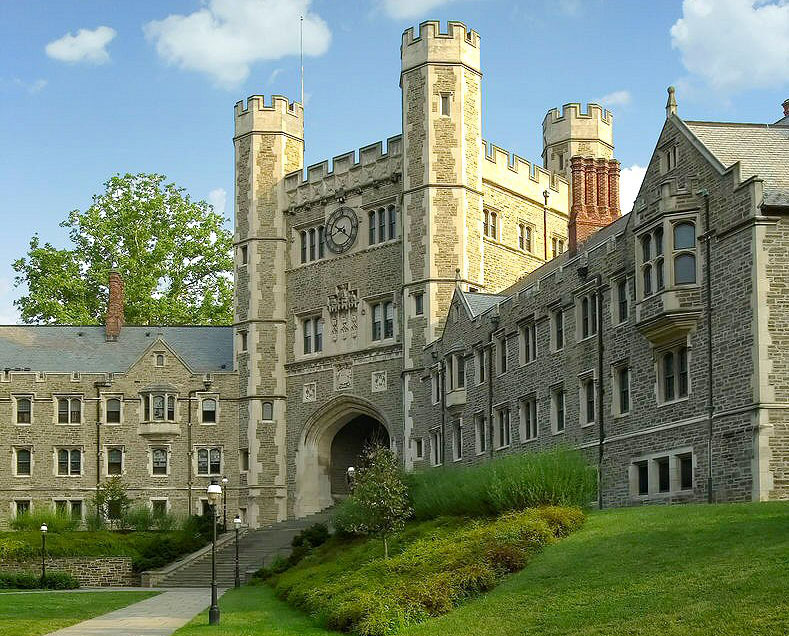 프린스톤 대학 (Princeton University)