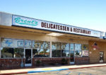 브렌트 델리 카트슨 레스토랑(Brent's Delicatessen & Restaurant)