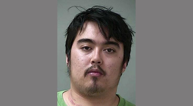 캘리포니아 모건힐(Morgan Hill)에서 어머니를 살해하고 아버지를 흉기로 다치게 한 혐의로 체포된 한 남자