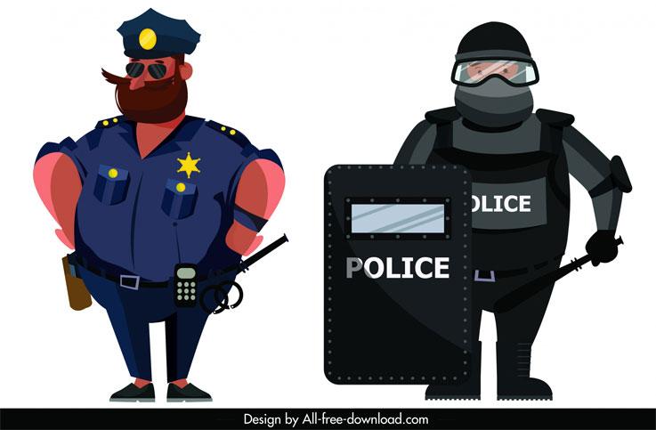 경찰에 대한 예산삭감