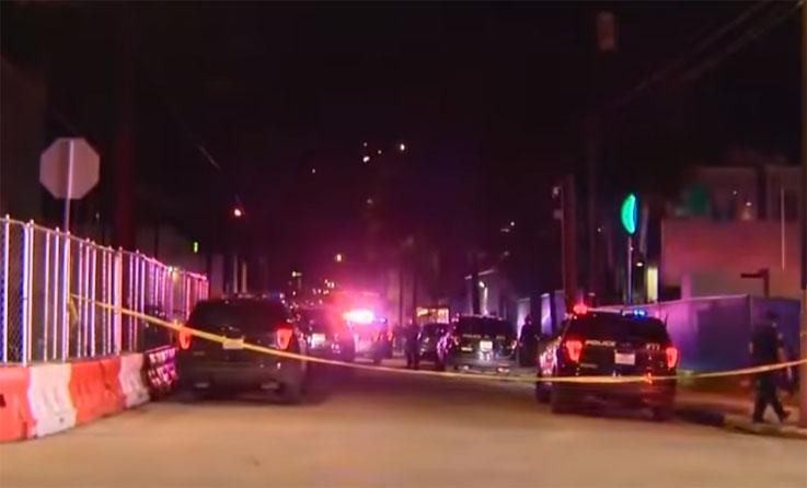 샌 안토니오 술집에서, 8명에게 총격을 가한 남성