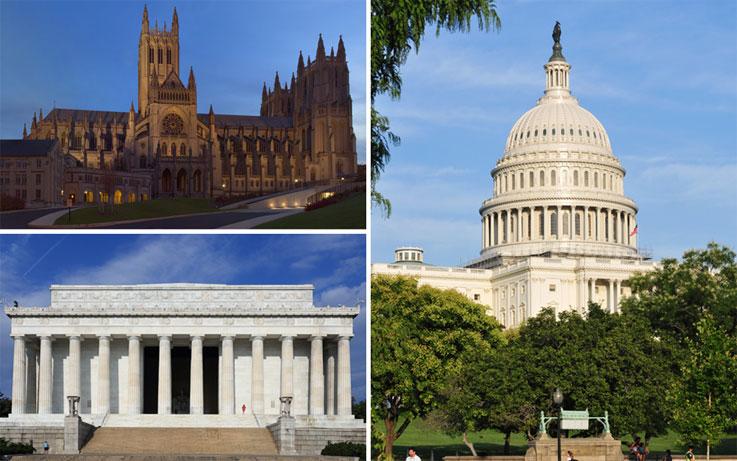 워싱턴(Washington), D.C. 로의 여행