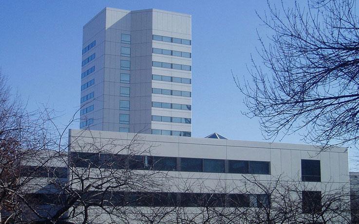 JohnsonJohnson HQ building - Wikipedia 존슨앤드존슨(Johnson & John