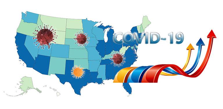 트럼프의 정보 재지정 계획에 따라 CDC 웹사이트에서 삭제된 COVID-19 병원 데이터