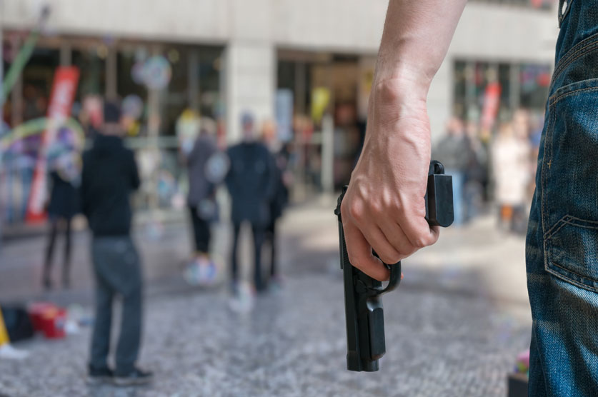 COVID-19 팬데믹과 치안위기로 인한 미국의 주요 도시 총격사건 급증의 심각성