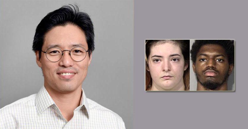 두 명의 십대들에 의해 살해당한 아리조나 주립대의 한국인 교수