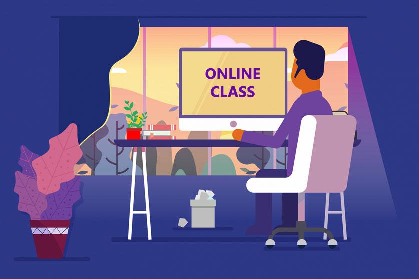 대학생들의 온라인 수업 성공을 위한 팁(Tips)
