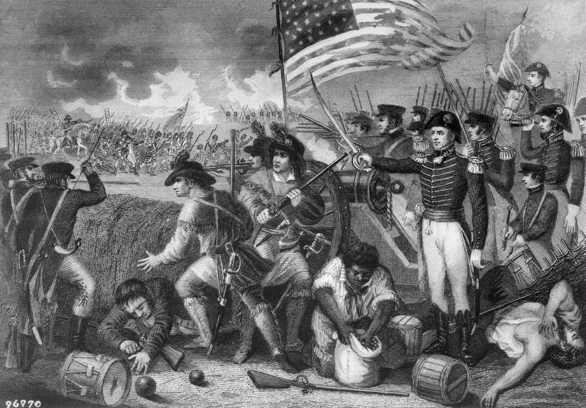 1812년 미국과 영국과의 전쟁