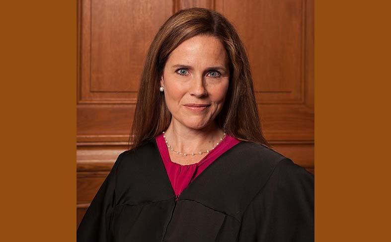 트럼프, 에이미 코니 배럿을 연방 대법관으로 선택 추진