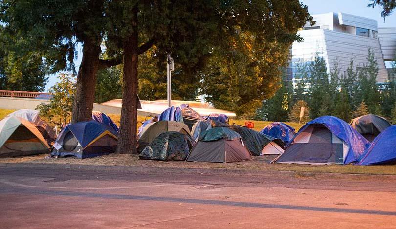 노숙자를 위한 서비스 및 해당 정보