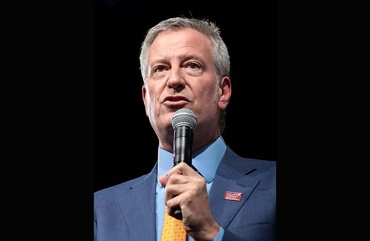 """뉴욕시 재계 지도자들, 드 블라시오 """"정치 중단하고 뉴욕시 구하라"""" 재차 촉구"""