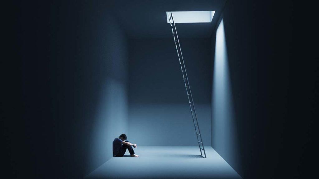 자살할 수 있는 사람을 도울 수 있는 방법