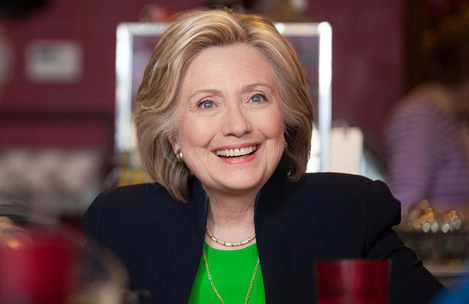 """힐러리, """"대부분의 공화당원들 트럼프 탈락 원하지만, 공개적 으로 말 못해"""""""
