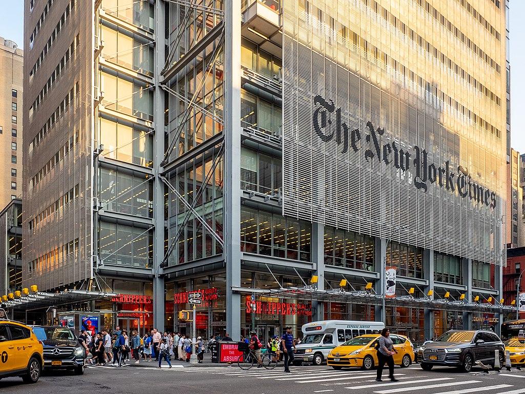 뉴욕타임스, 세무기록에 의하면 트럼프 중국 은행계좌 보유