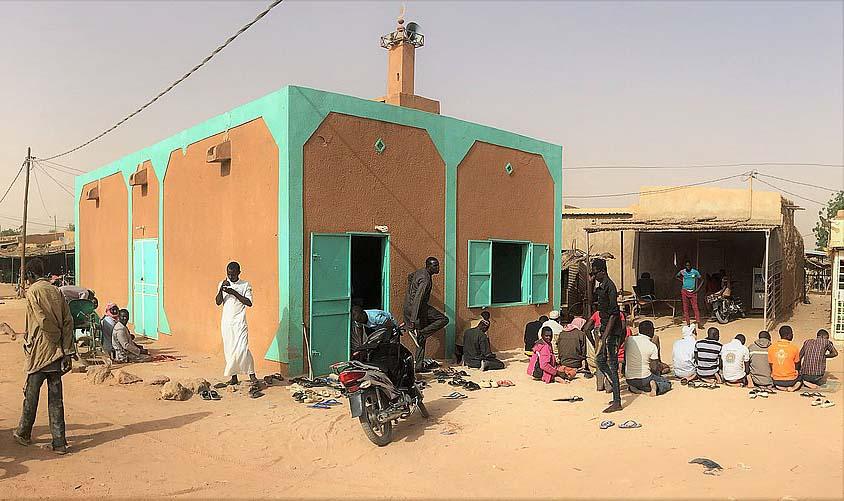 니제르(Niger)에서 납치된 미국 시민
