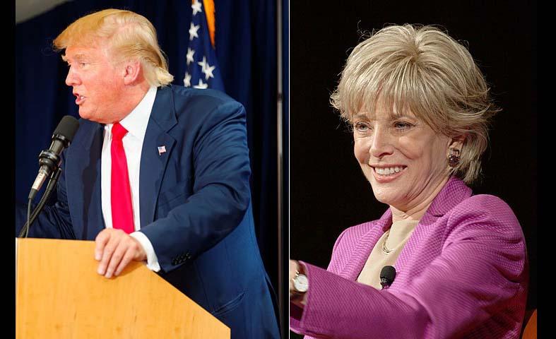 CBS뉴스, 트럼프 대통령의 '60 Minutes' 인터뷰 내용 온라인 게재 비난