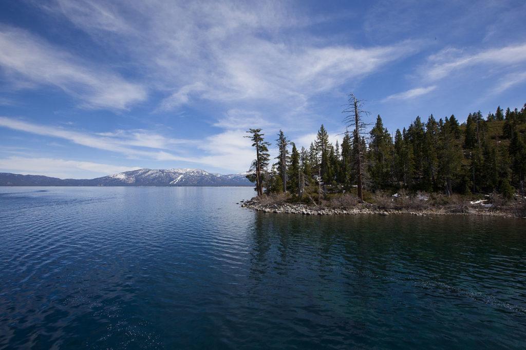 타호 호수(Lake Tahoe)