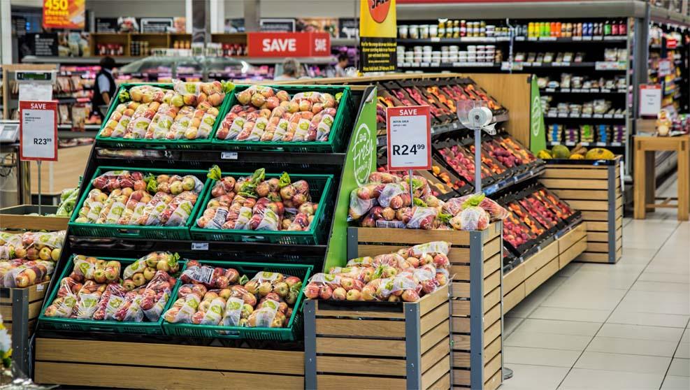 미국 대형 식료품점들 소비자들 대량 구매 제한