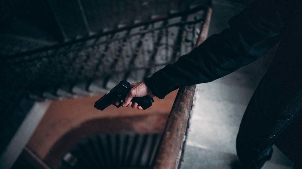 휴스턴에서, 조카가 자살하기 전, 4명의 가족 총으로 살해
