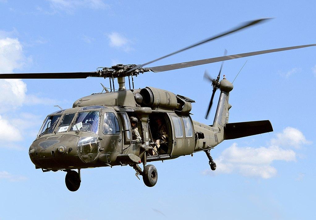 이집트 시나이 반도에서 군용 헬리콥터 추락 미군 6명 사망