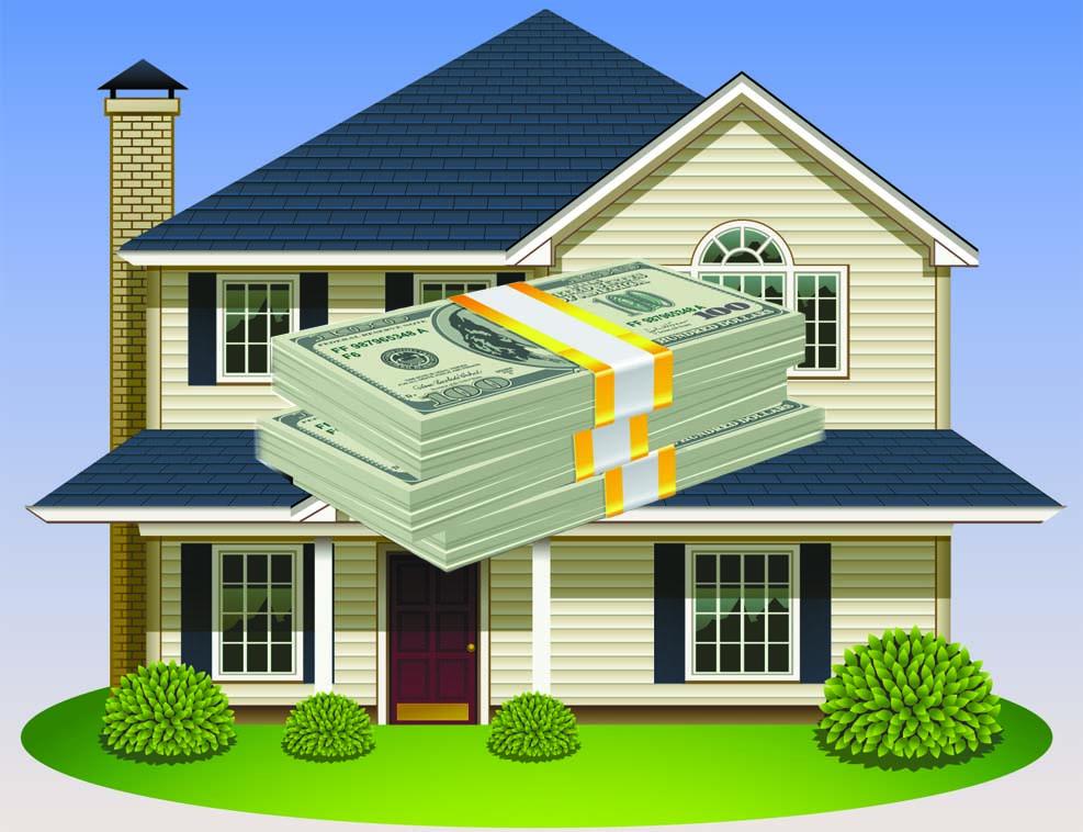 미국인들 주택대출, 사상 최대인 10조 달러(약 1경 2천조원) 육박