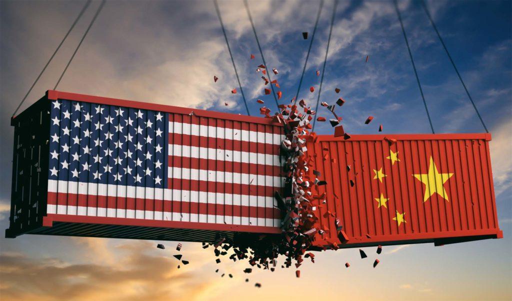 트럼프, 일부 중국기업에 투자 금지 행정명령 서명