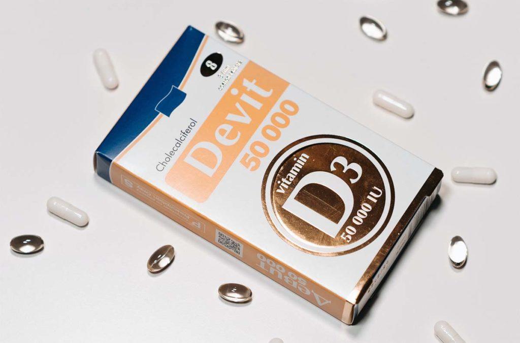 비타민 D와 여러 다른 비타민 코로나바이러스 대항할 힘 공급