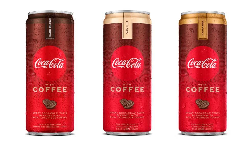 코카콜라, 커피 들어간 콜라 출시