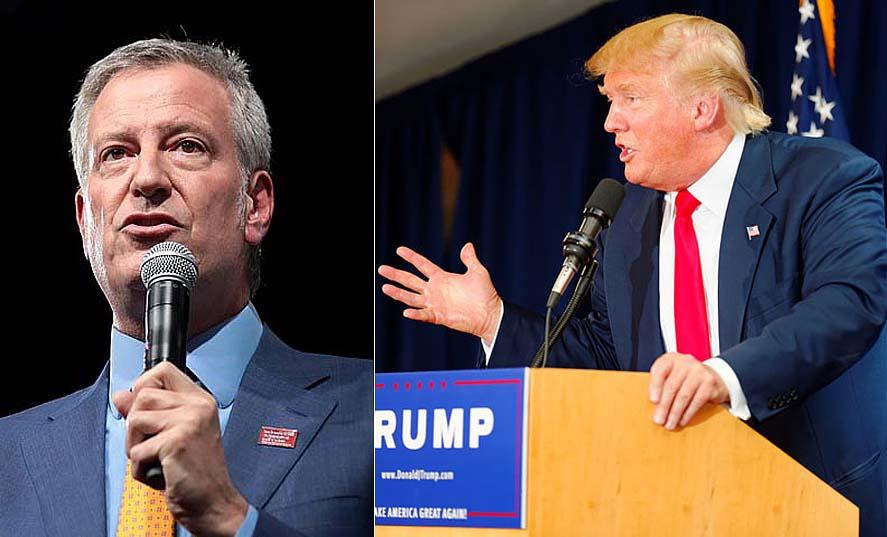 뉴욕시, 의사당 폭도관련 트럼프 대통령과 모든 사업계약 해지