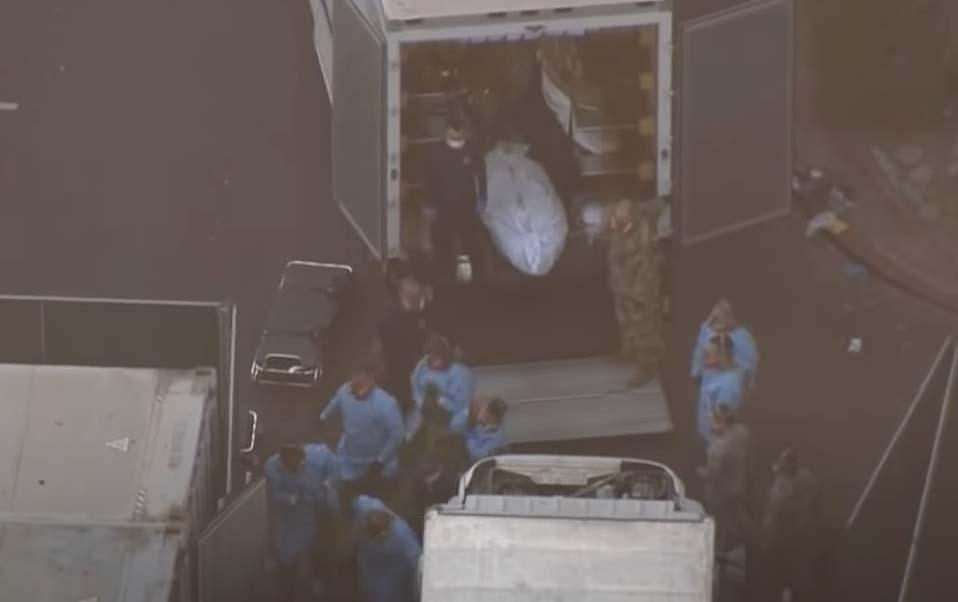 LA 카운티, 코로나19 사망자들 시신보관 위한 공간부족