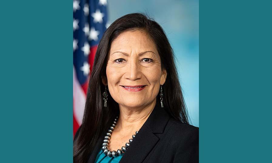 최초의 미국 원주민 출신인 내무부장관 후보 인사청문회