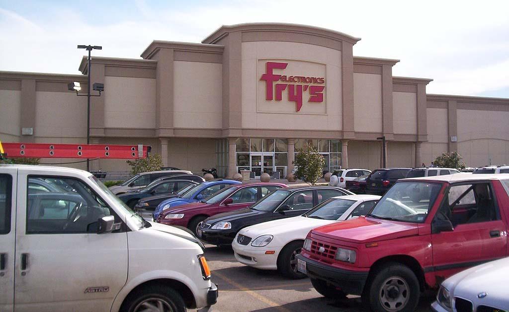 갑자기 문을 닫은 괴짜 전자업체 프라이스(Fry's)