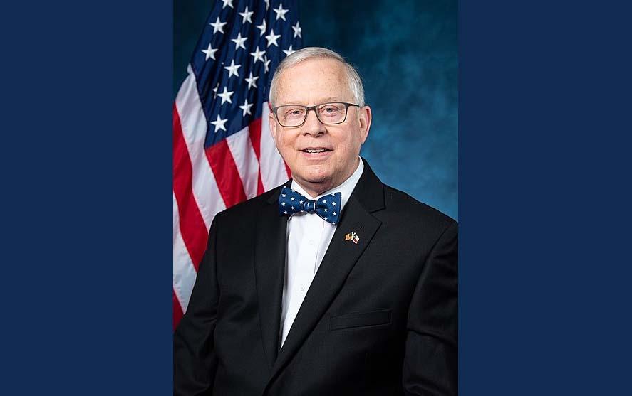 론 라이트 텍사스 하원의원, 코로나19 감염 후 입원 사망