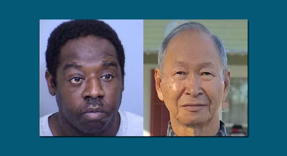 피닉스 경찰, 74세 동양인 아무 이유 없이 살해한 범인 체포
