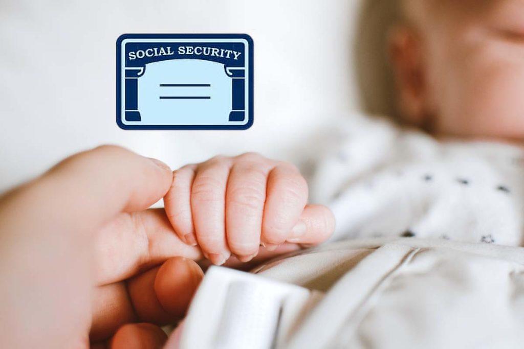 자녀의 소셜 시큐리티 번호 신청 하는 방법