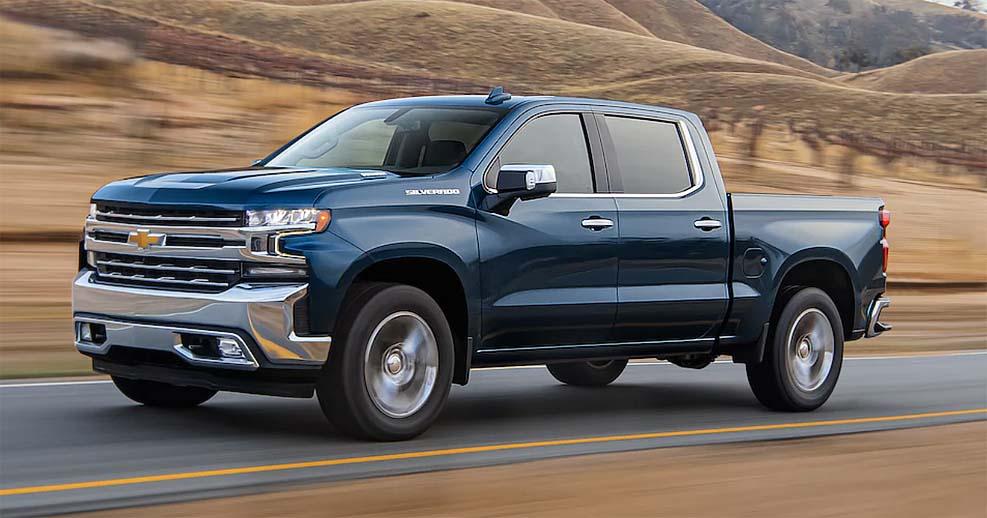 GM, 단 한 번 충전으로 400마일 갈 수 있는 전기 픽업트럭 제조 발표