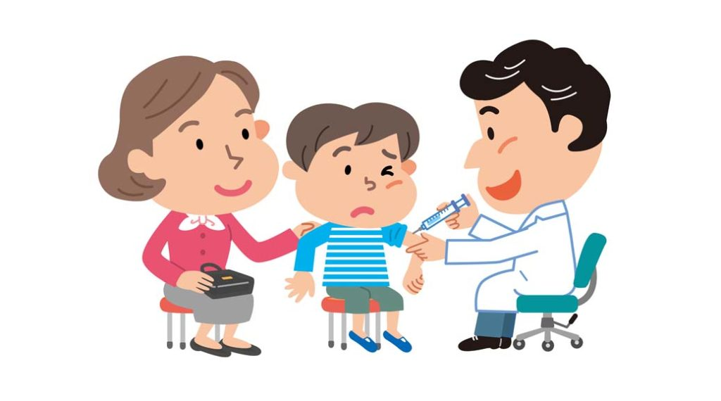 실수로 8살짜리 어린이에게 코로나19 백신 접종
