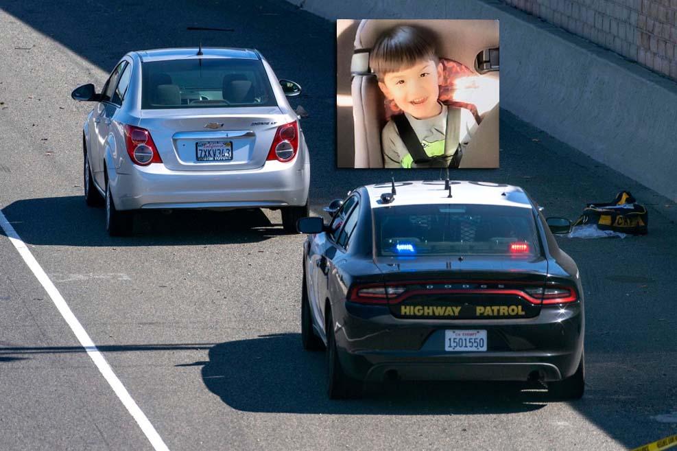 캘리포니아 도로에서 총 맞고 사망한 6세 아들 엄마의 절규