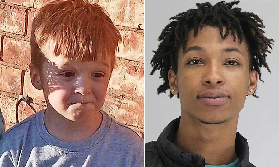댈러스 네 살짜리 소년 집에서 자고있는 도중 납치당해