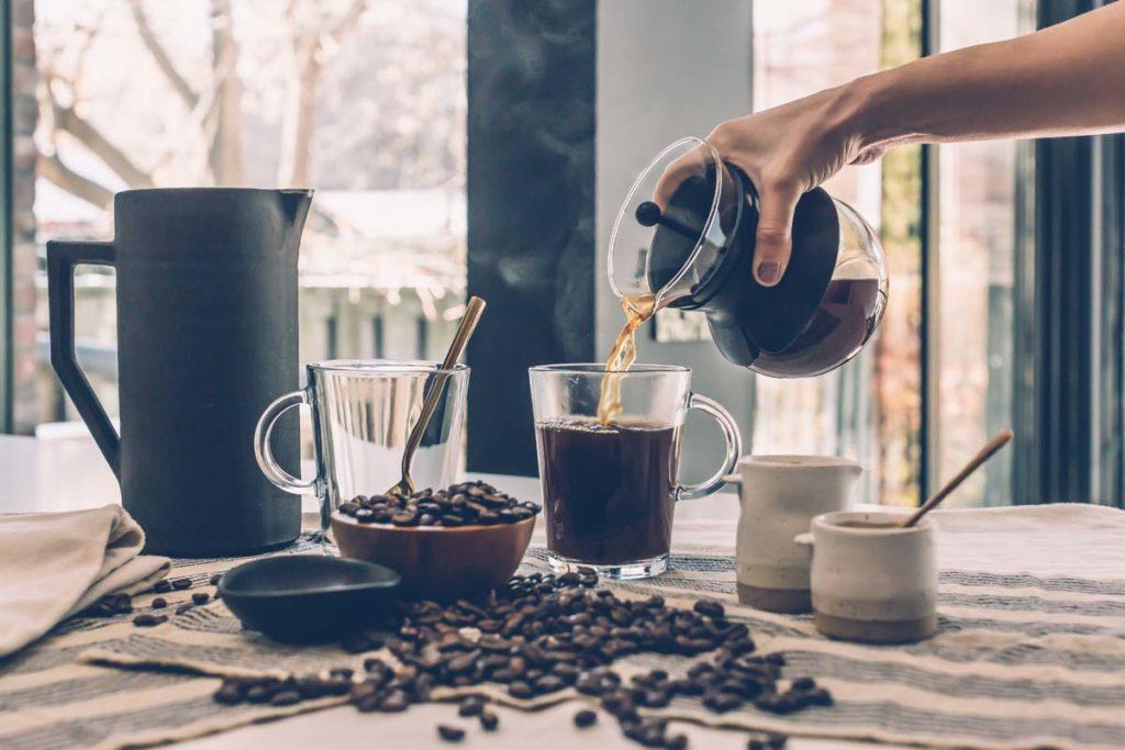 연구결과, 커피 마시면 간암 위험 줄일 수 있어