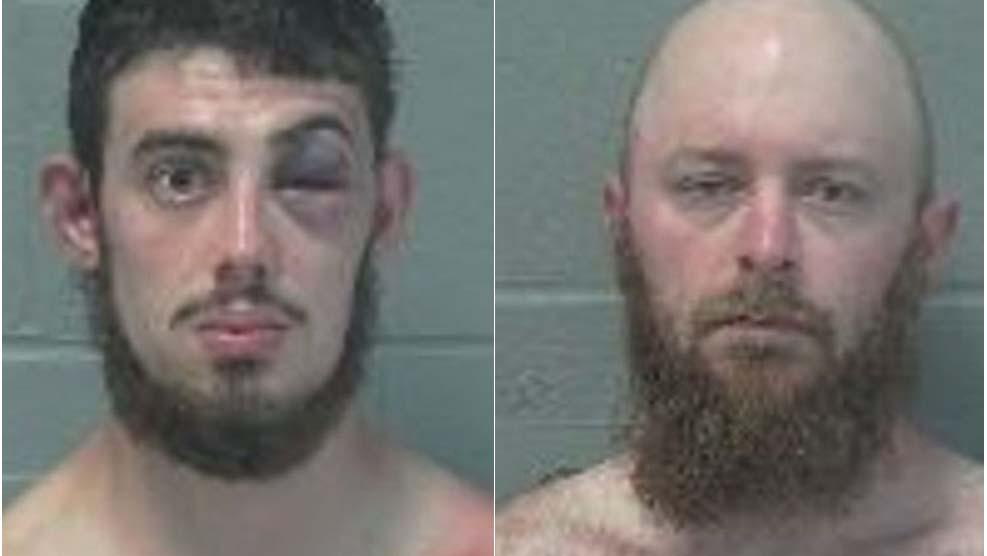 결혼식 피로연에서 맥주 훔치고 신랑 폭행한 두 명의 침입자들