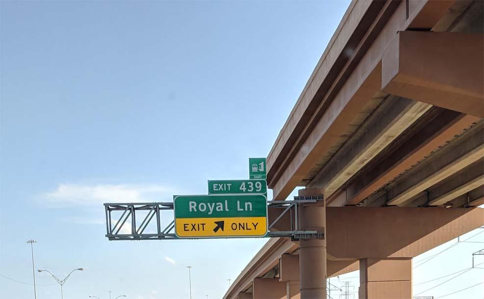 댈러스 I-35 동쪽에서 도로상의 분노 총격 발생