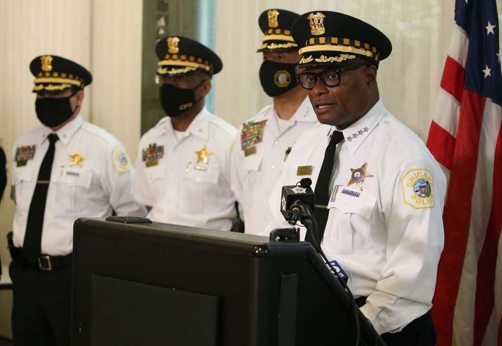 시카고 경찰서장, 총기 폭력범 석방하는 법원 비난